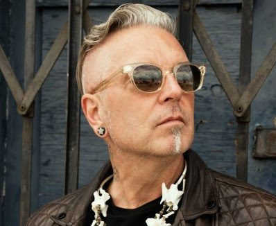 """John Fryer is Joined by Anjela Piccard on New Black Needle Noise Song """"She Talks To Angels"""""""