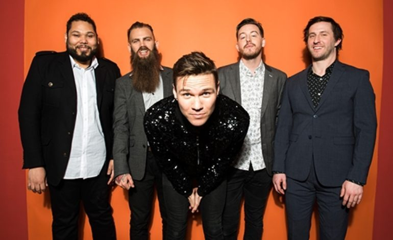 Dance Gavin Dance Are Playing Franklin Music Hall on August 26/27