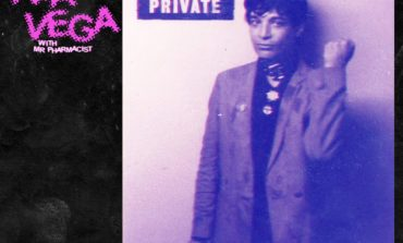 """New Alan Vega 12"""" """"You Pay / Too Many Teardrops"""" To Coincide with Suicide Tribute Concert Featuring Eugene Hutz, Martin Rev, Genesis P-Orridge and More"""