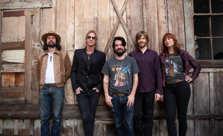 """Duff McKagan of Guns N' Roses Shares """"Tenderness"""" from New Solo Album Produced by Shooter Jennings"""
