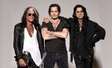 Hollywood Vampires Announces New Album Rise for June 2019 Release