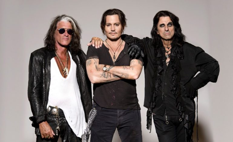 "The Hollywood Vampires Release Nostalgic New Single ""The Boogeyman Surprise"""