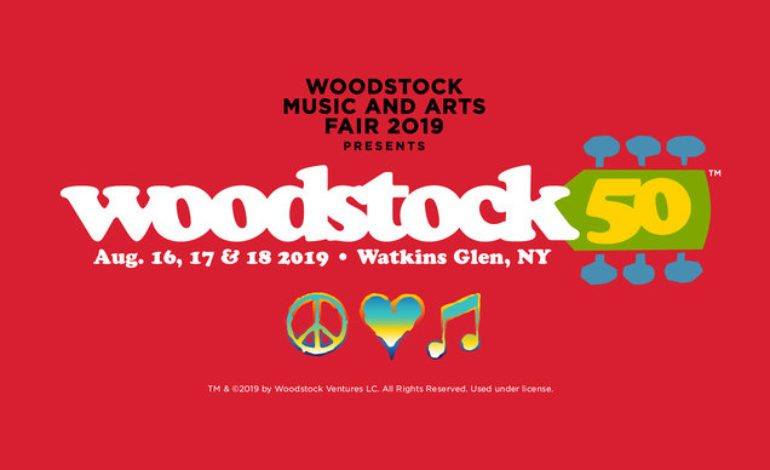 Merriweather Post Pavilion Indicates Woodstock 50 Tickets Will Be Free