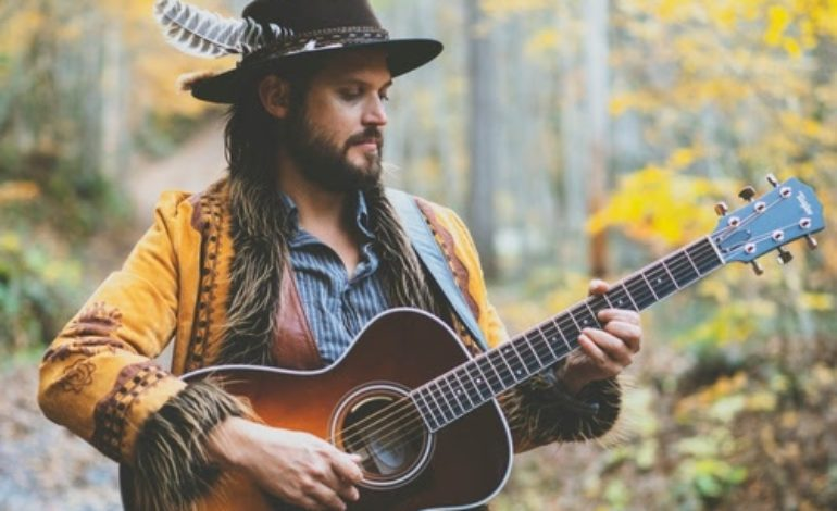 """Chance McCoy of Old Crow Medicine Show Releases Raw New Single """"Loneome Pine"""""""