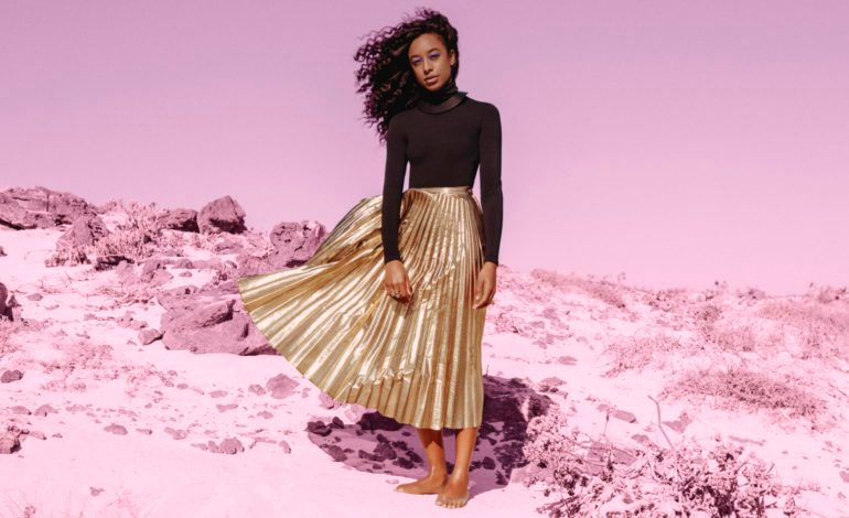 Corinne Bailey Rae with Ruth B. at Union Transfer 7/31