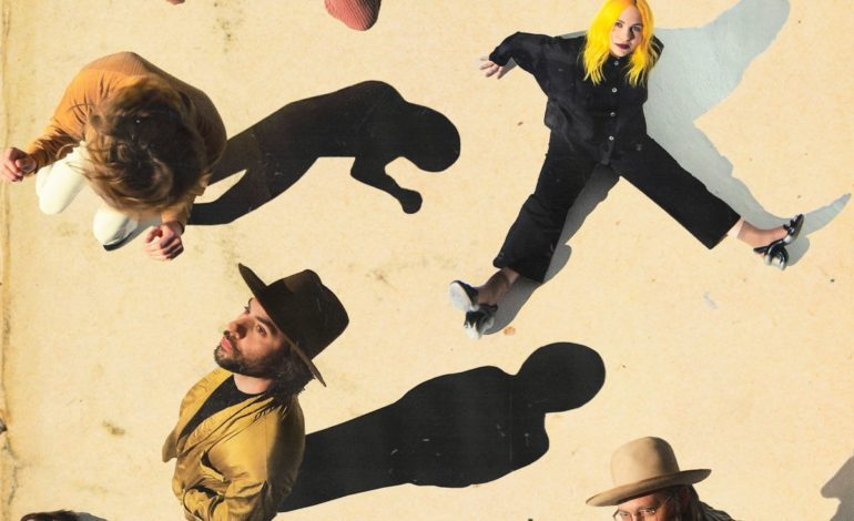 The Head and the Heart – Living Mirage