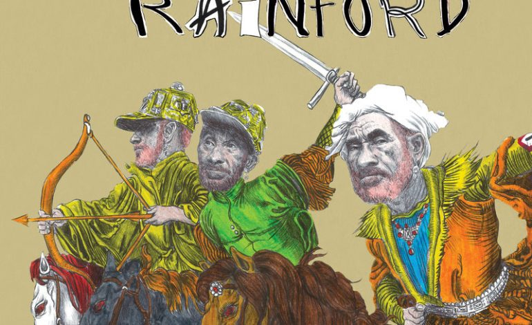 "Lee ""Scratch"" Perry – Rainford"
