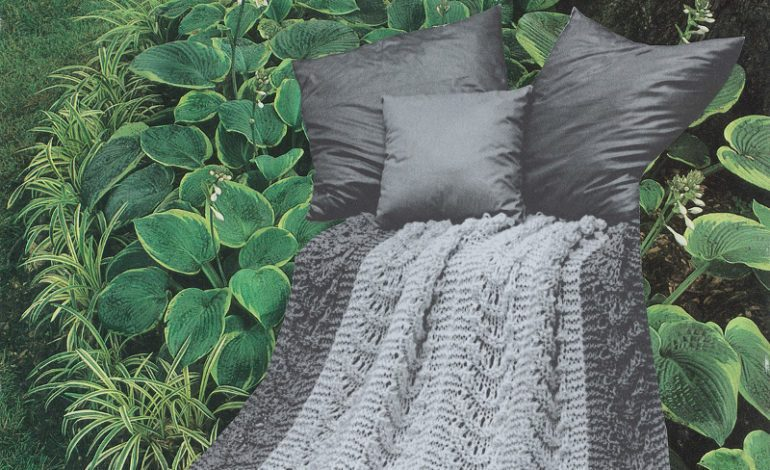 Pile – Green and Gray