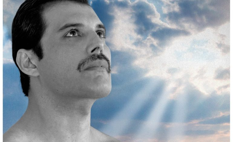 """Unreleased Freddie Mercury Song & New Video """"Time Waits For No One"""" Out Today"""