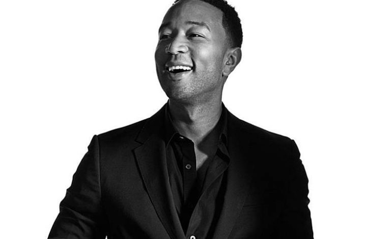 "John Legend Shares Cover of Ray Charles' ""Georgia On My Mind"" In Celebration Of The State Of Georgia Turning Blue For Biden"