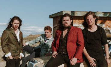 """mxdwn PREMIERE: Joshua & The Holy Rollers Have a Whiskey-Drenched Desert Party for Four in New Video for """"Talks Like Alabama"""""""