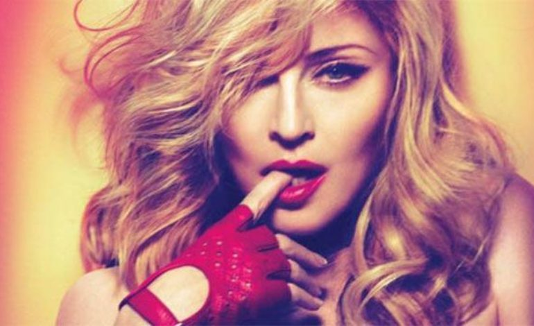 Madonna Says She Tested Positive For COVID-19 During Tour
