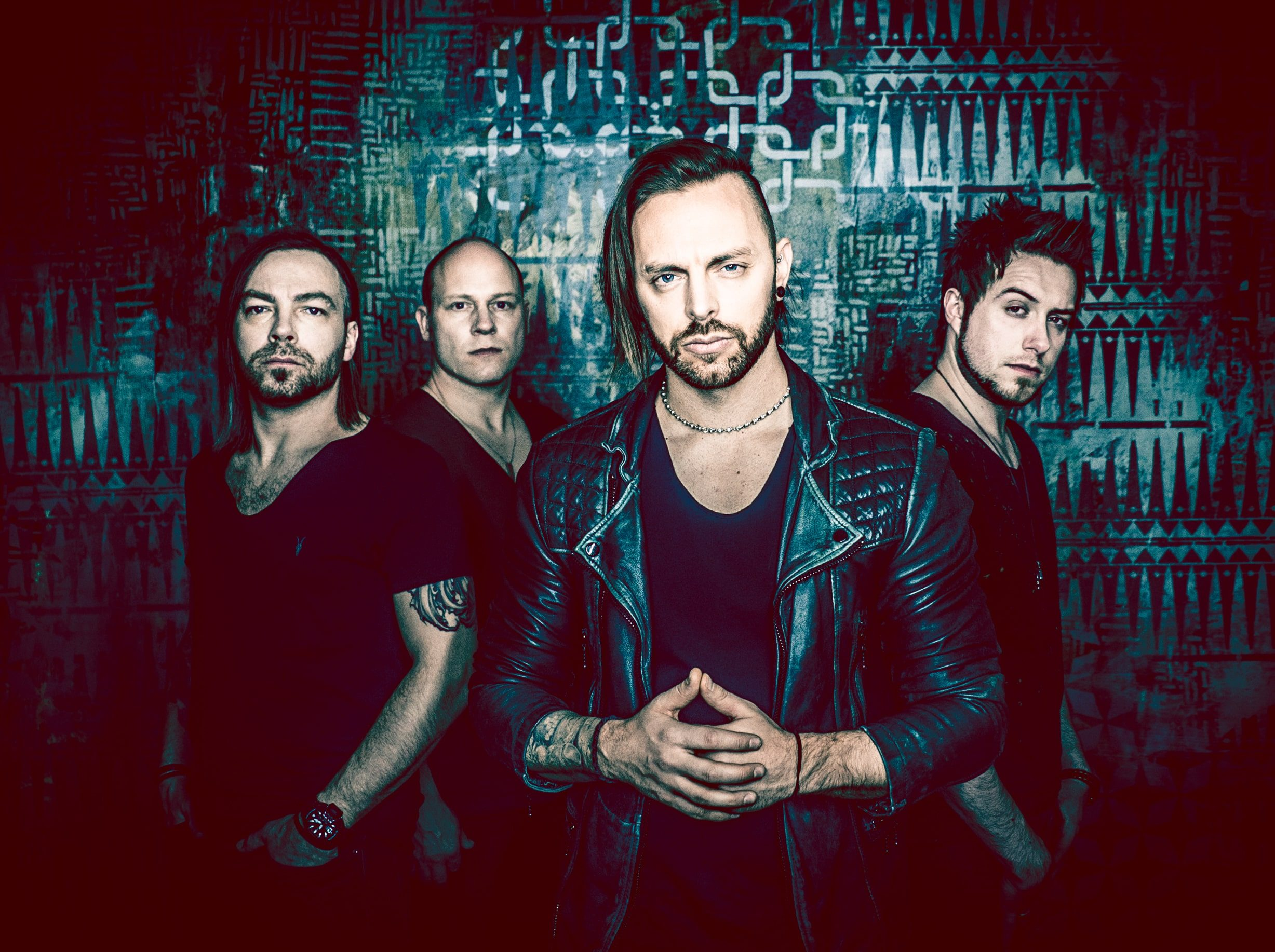 Bullet For My Valentine Use Tour Footage In New Video For Piece Of Me