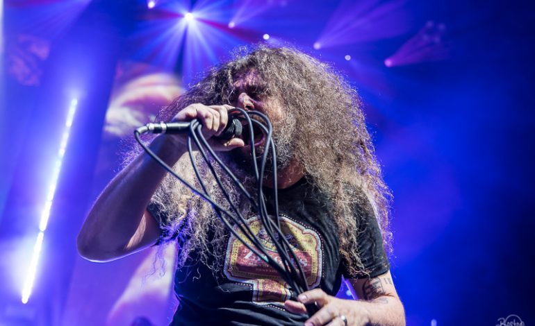 "Claudio Sanchez of Coheed and Cambria, Danny Carey of Tool, Bill Kelliher of Mastodon, Les Claypool of Primus and Stephen Brodsky of Cave In Join Two Minutes to Late Night for Quarantine Cover of Rush's ""Anthem"""