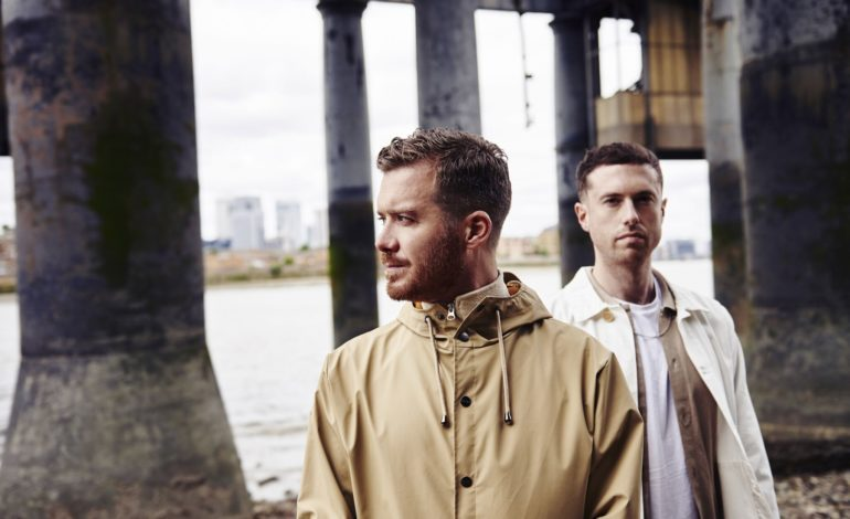"Hayden James, Gorgon City and Nat Dunn Collaborate on New House Song ""Foolproof"""
