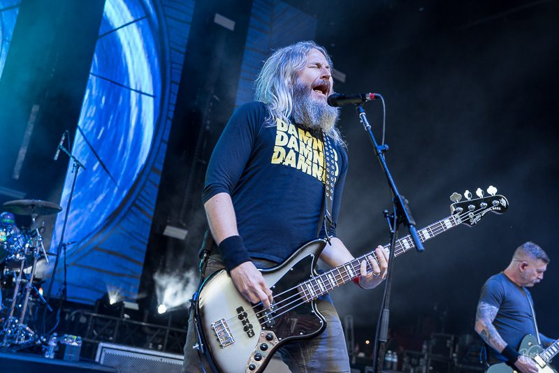 mxdwn Interview: Troy Sanders of Mastodon Talks Medium Rarities and New Music from Gone is Gone and Killer Be Killed