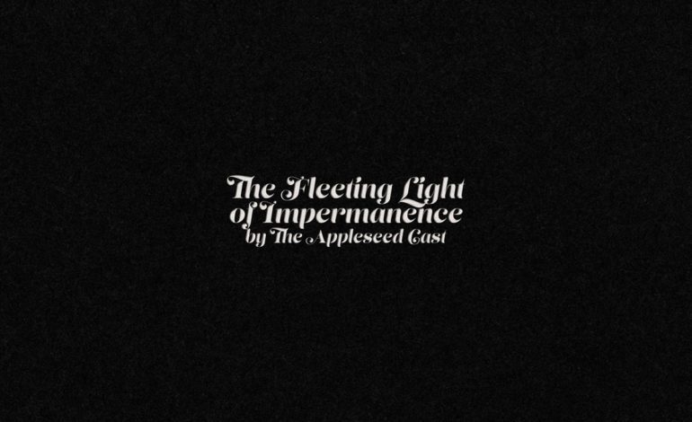 The Appleseed Cast – The Fleeting Light of Impermanence