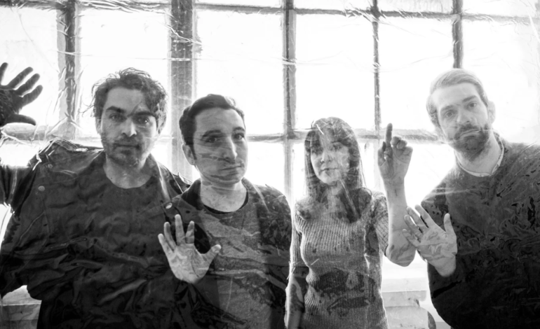 """mxdwn PREMIERE: Monograms' """"Sounds Like Mean Spirit"""" Looks Back at the Creative Landscape of Previous Decades"""