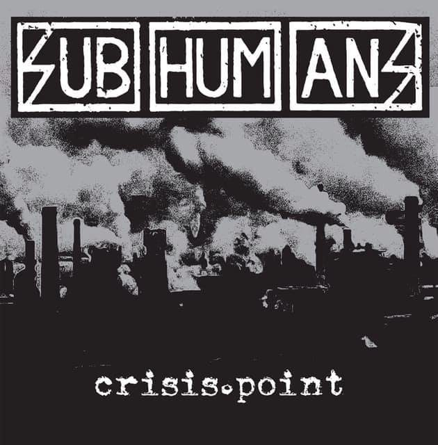 Subhumans Announce Their First Album in Twelve Years Is Set for Release September 13th