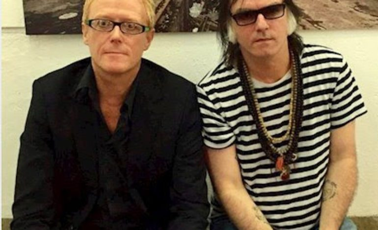 """David J Recruits Asia Argento and Anton Newcombe of Brian Jonestown Massacre In New Song """"Migena And The Frozen Roses"""""""