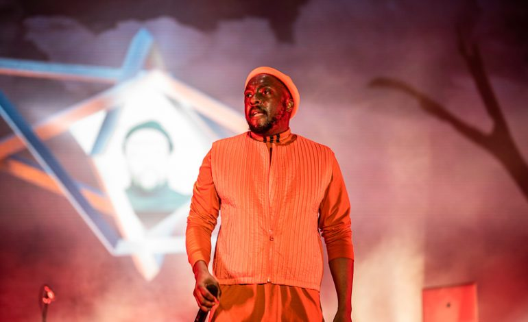 """Will.I.Am Calls Kanye West's Presidential Candidacy Announcement """"A Dangerous Thing to Be Playing With"""""""