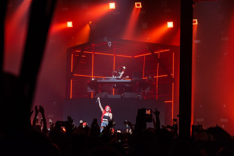 Ring In the New Year With Deadmau5 at NOS Events Center 12/31, 1/2 and 1/3