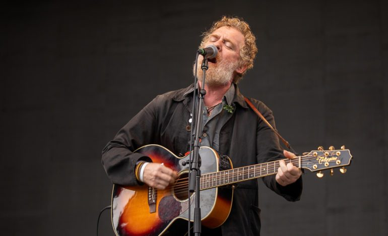 "Glen Hansard Releases Video for New Song ""Cold Comfort"" Written During and About the Coronavirus Lockdown and Releases New Video for ""Good Life of Song"""