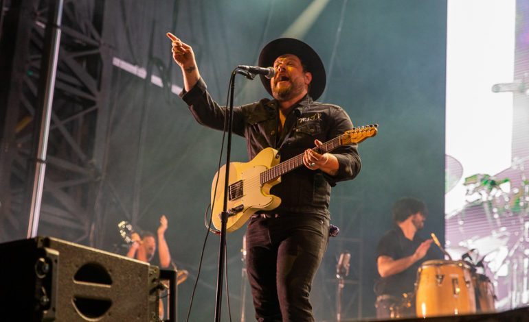 """Nathaniel Rateliff Shares Heartfelt New Single """"Redemption"""" From Upcoming Apple Original Film Palmer"""