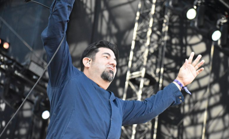 """Deftones' Live Performance Gets Eye-Catching Effects in Video for Moody Screamer of a New Song """"Genesis"""""""