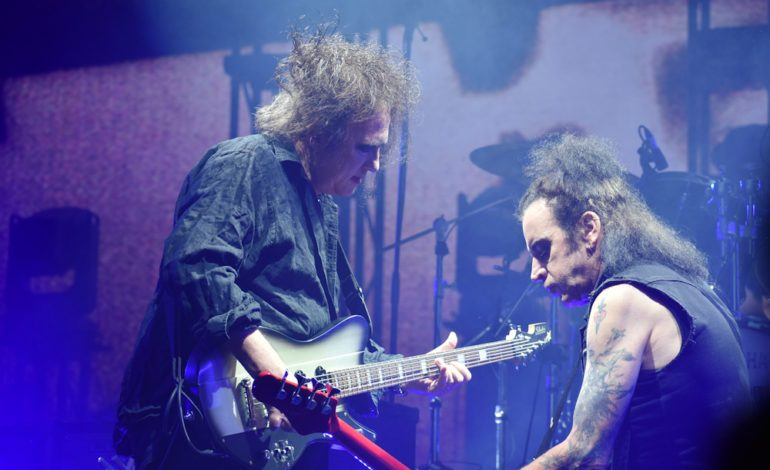 Simon Gallup Says He's Left The Cure