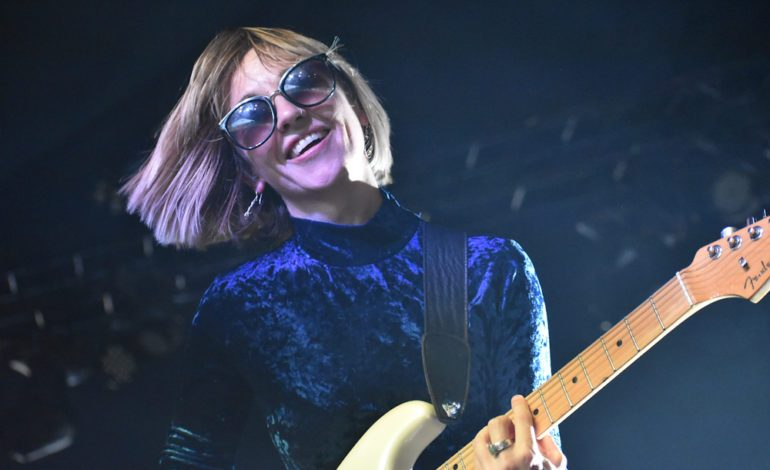 """The Joy Formidable Get Their Guitars Wet in New Music Video for """"Sevier"""""""