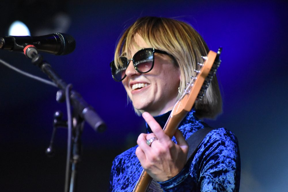 """The Joy Formidable Fall """"Into The Blue"""" Once Again on New Song"""