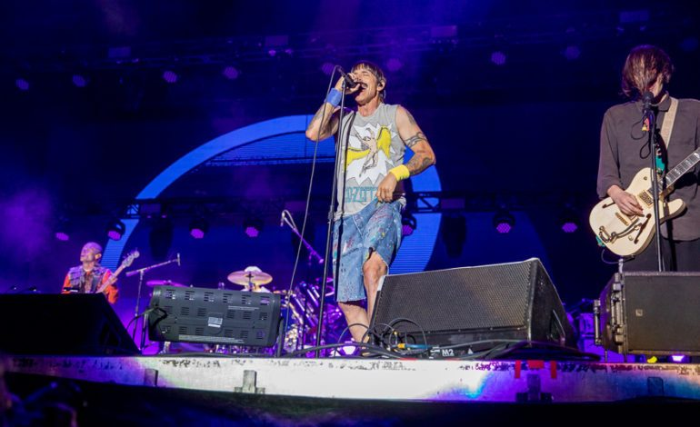 Red Hot Chili Peppers Sells Entire Catalog of Song Rights to Hipgnosis Songs Fund