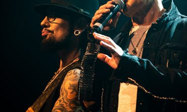 Dave Navarro and Billy Morrison with Mike Garson, Wayne Kramer, Al Jourgensen, Jack Black & More Live at Above Ground 2019 at The Fonda