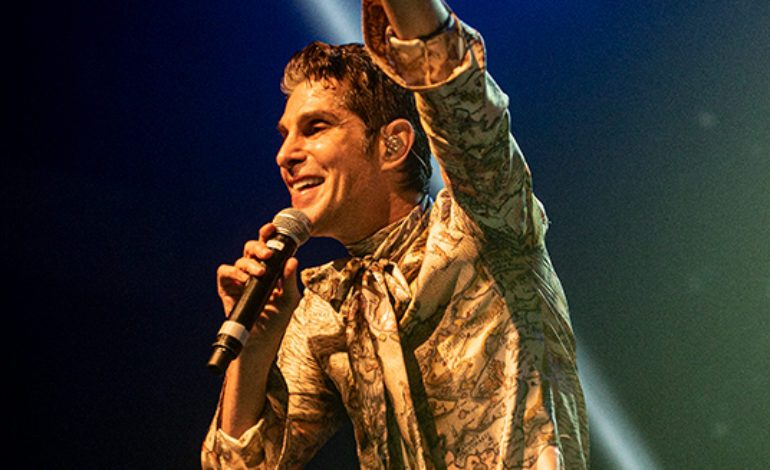 Jane's Addiction Frontman Perry Farrell Announces New Boxset Perry Ferrell- The Glitz; The Glamour For November 2020 Release