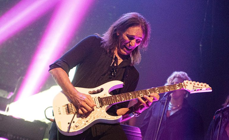 Steve Vai, Joe Satriani, Alex Skolnick of Testament, Nita Strauss and More to Participate in Six String Salute Live Stream Event to Support Live Music Crews