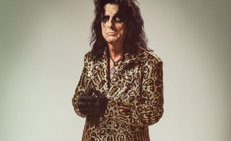 Alice Cooper Announces Spring 2020 Ol' Black Eyes Is Back Tour Dates with Lita Ford