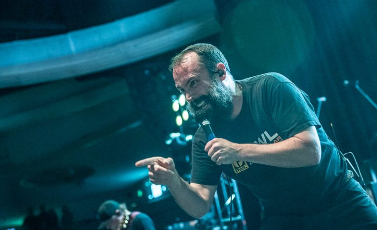 "Neil Fallon of Clutch Joins Two Minutes To Late Night and Members of Cave In, Converge and Carcass for Ripping Cover of AC/DC's ""Riff Raff"""
