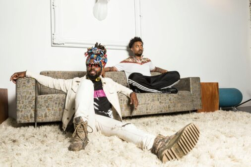 EARTHGANG Demolishes Show at the Fonda and Brings out Special Guests