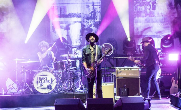 """Gary Clark Jr. Shares Electric New Track """"Valley of Last Resort"""" With Gustavo Santaolla And Paul Williams"""