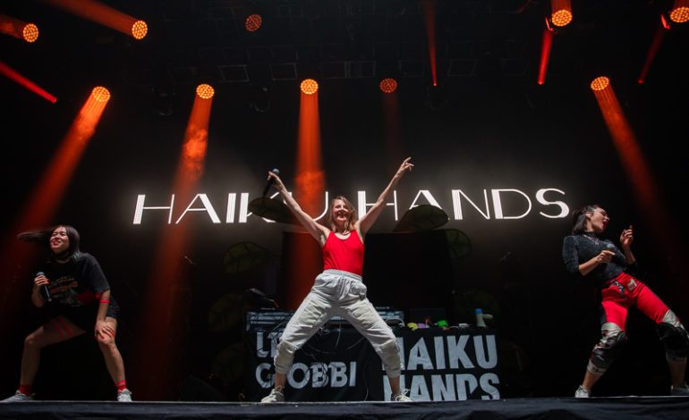 """Haiku Hands Announces Self-Titled Debut New Album for September 2020 Release and Shares New Song """"Fashion Model Art"""" Featuring Sofi Tukker"""