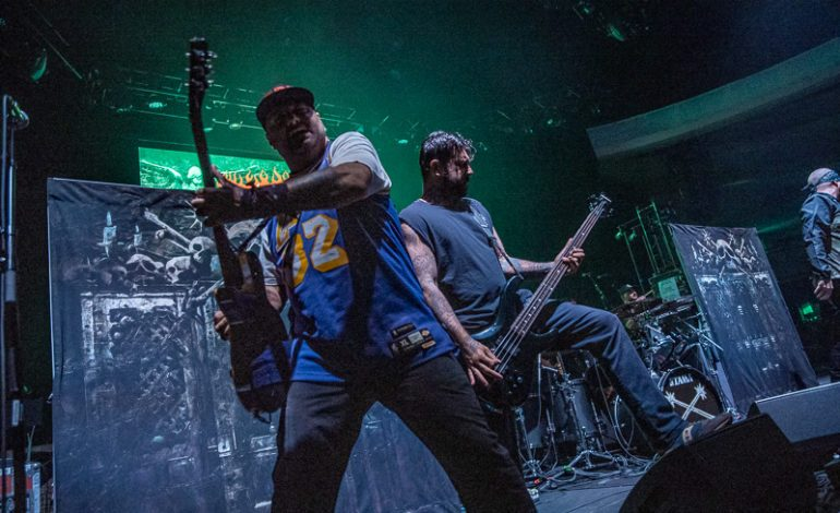 Hatebreed's Frank Novinec Confirms Completion of New Album, Doesn't Know When It Will Be Released