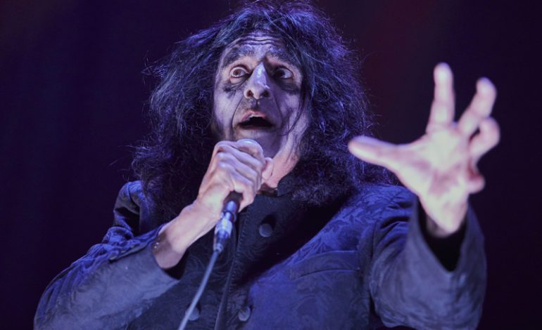 Killing Joke Singer Jaz Coleman Says He Had a 50/50 Chance of Living After Falling Out of Boat on Fishing Trip