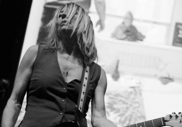 Kim Gordon Collaborates With Aaron Dilloway On New Project
