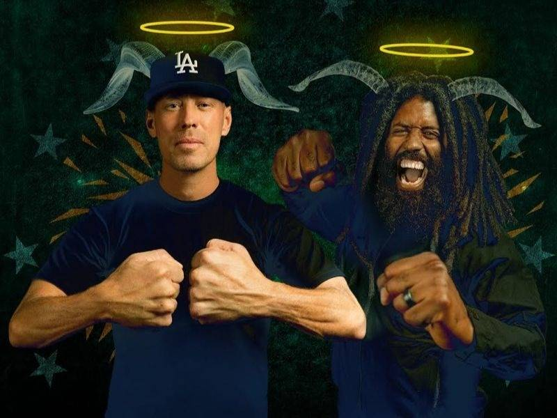 "Murs and The Grouch Announce New Duo ""Thees Handz,"" Self-Titled Album for November 2019 Release and Two New Songs"