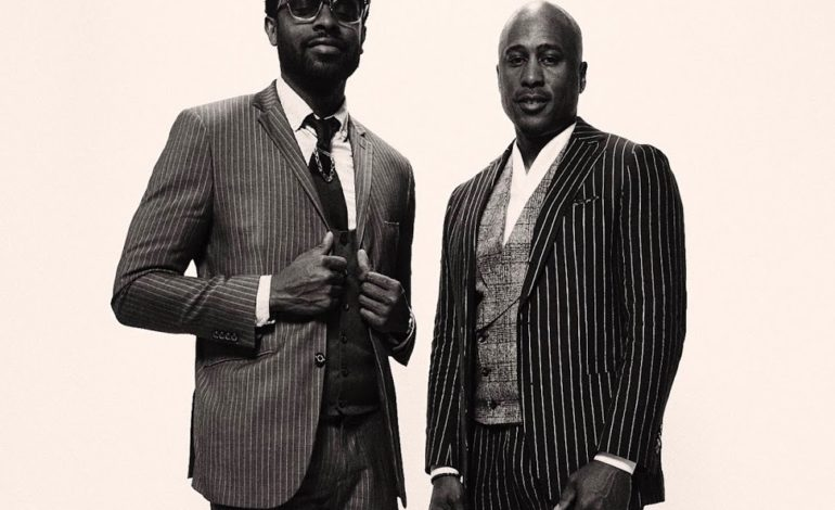 """Tribe's Ali Shaheed Muhammad & Adrian Younge Debut Song """"Harmony"""" Featuring Loren Oden from Record the Midnight Hour"""