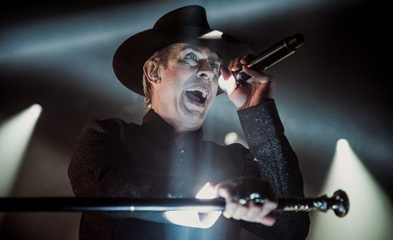 Bauhaus' Original Lineup of Peter Murphy, Daniel Ash, Kevin Haskins and David J Inspires at the Hollywood Palladium, Los Angeles (Review, Photos, Setlist)