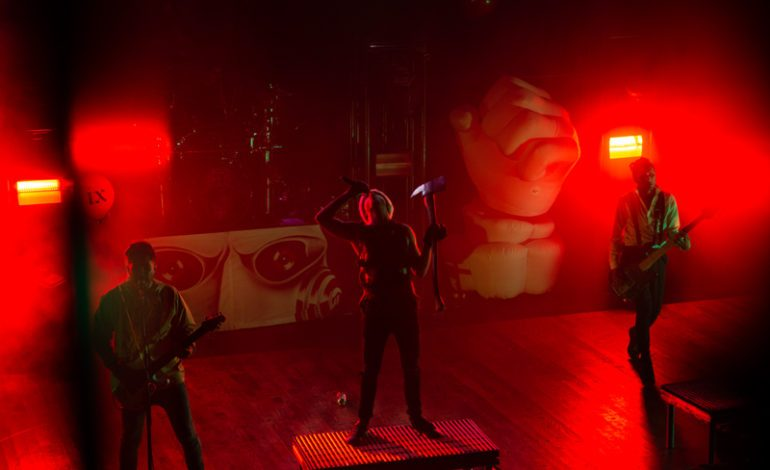 """Ice Nine Kills Shares Crackling Cover Of Elivs Presley's """"Can't Help Falling In Love"""""""