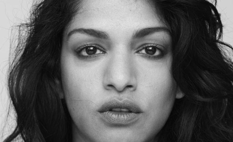 Watch M.I.A. Perform at Protest in Support of Julian Assange at London's Home Office