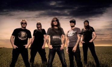"""Iron Maiden Bassist Steve Harris' Project British Lion Share Furiously-Paced Track """"The Burning"""""""